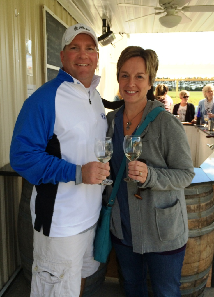Buffalo Rock Winery   via MyOtherMoreExcitingSelf.wordpress.com