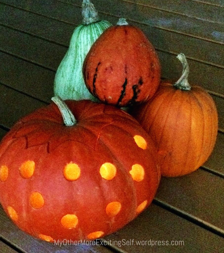 Phantom, Piano & Pumpkins, Oh My!   via MyOtherMoreExcitingSelf.wordpress.com