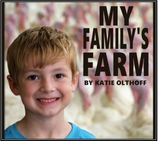 My Family's Farm by Katie Olthoff | via MyOtherMoreExcitingSelf.wordpress.com
