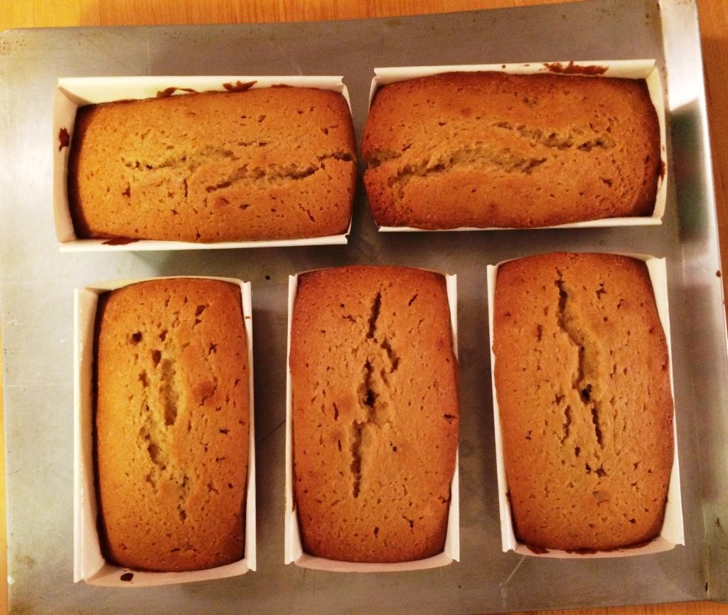 Brown Sugar Pound Cake   via MyOtherMoreExcitingSelf.wordpress.com