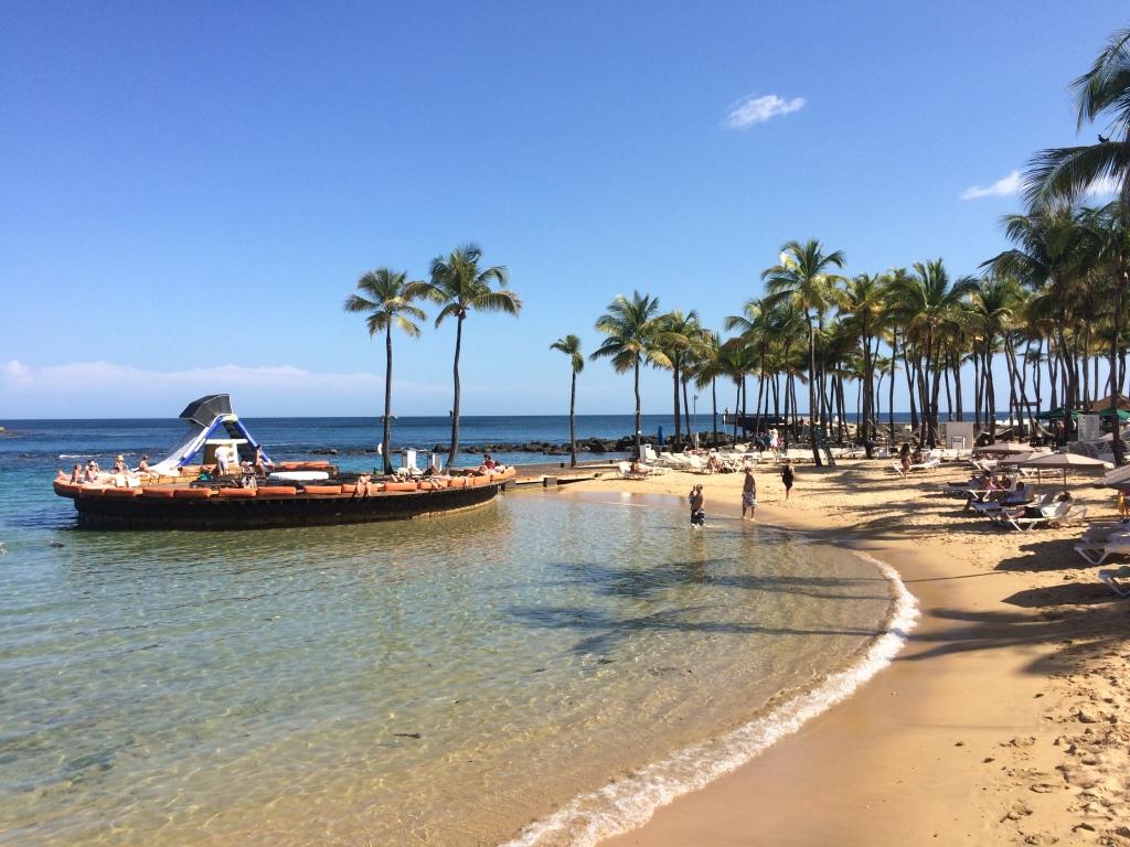 Caribe Hiton - San Juan, Puerto Rico | via MyOtherMoreExcitingSelf.wordpress.com