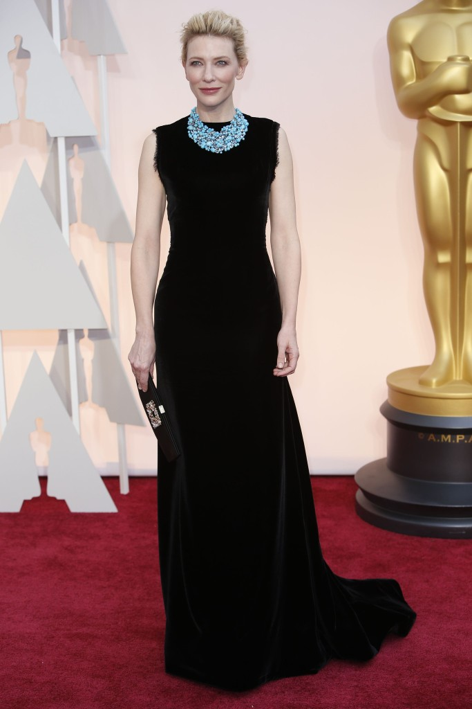 Cate Blanchett - Oscars 2015