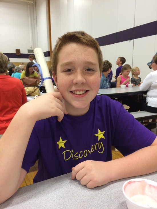 My sixth grader | MyOtherMoreExcitingSelf.wordpress.com