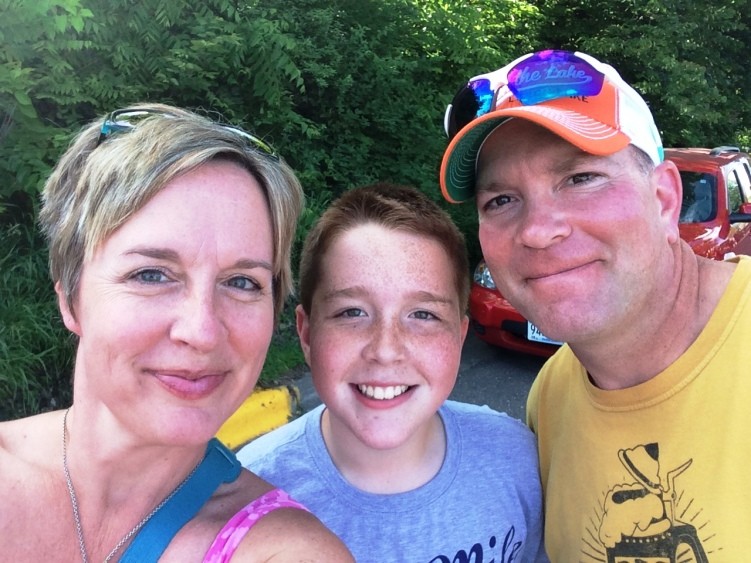Father's Day Weekend | via MyOtherMoreExcitingSelf.wordpress.com